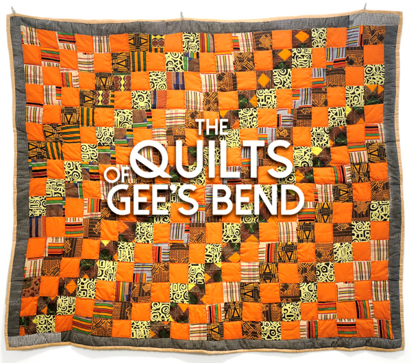 Flanders - The Quilts of Gee's Bend 600